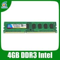 Dimm Ram Ddr3 4gb Ddr3 1066 Compatible All Intel AMD Desktop PC3 8500 240pin Lifetime Warranty