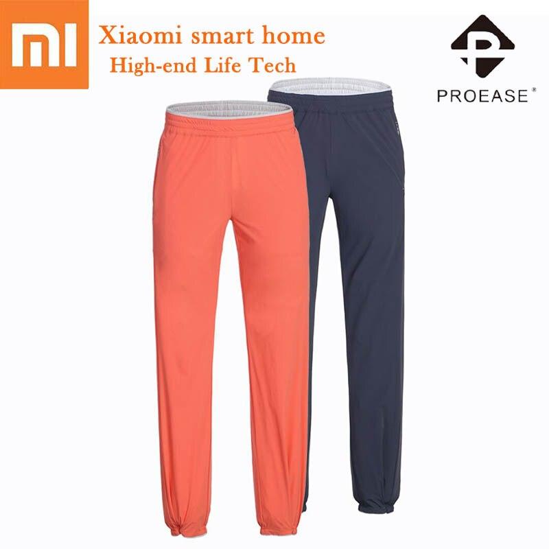Original Xiaomi Youpin proaisance sport léger séchage rapide pantalon respirant Stretch pantalon faisceau pied Cool doux pantalon décontracté