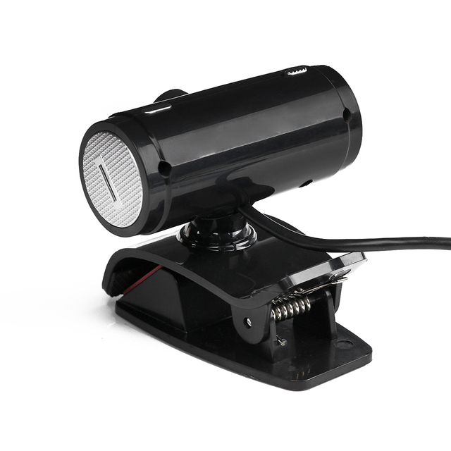 High Definition 1280*720 720p 4 LED Light HD Webcams Web Cam Camera with Night Lights for Computer Built-in Digital Microphone 4