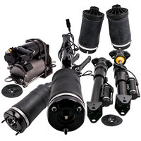Set of Complete Shock Absorber Air Suspension+Air Spring Bag+Air Pump fits for Mercedes R Class W251 2006 2013 2513202231