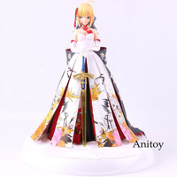 Fate/Stay Night Saber Action Figure Fate Stay Kimono PVC Collectible Model Toy Decoration Doll