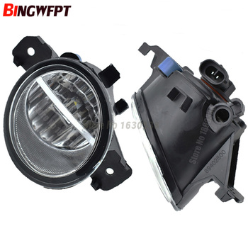 2PCS H11 12V LED / Halogen Fog LIGHT Lights drl Refit For NISSAN QASHQAI +2 (J10, JJ10) 2007-2012 - discount item  25% OFF Car Lights