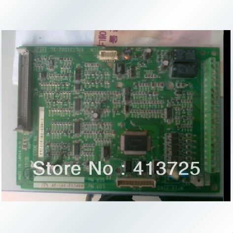 Yaskawa inverter 616PC5/P5 series CPU/motherboard/dashboard 45kw ответвительный зажим p 616 niled 124487
