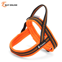 3M Reflective Security Soft Mesh Padded Dog Harness Pet Harness Nylon Adjustable Cat Puppy Dog Harness