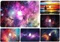 Звезды Вселенная Красочные Наклейки Для Macbook Air 11 12 13 Pro 13 15 Retina Защитная Плакат Красивая Картинка Galaxy милые