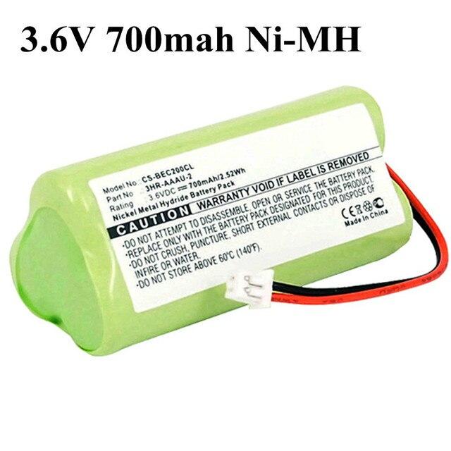 High Quality Triangle Ni MH Battery 36v 700mah Phone 36V Mh Bateria Cordless 3HR AAAU 2 Batteries