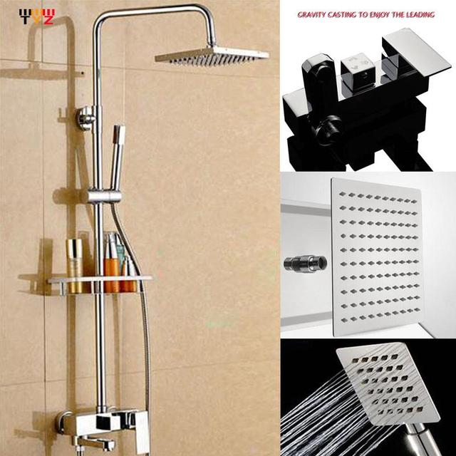 New Bathroom Set Top Spray Shower Accessories High Grade - Bathroom separator