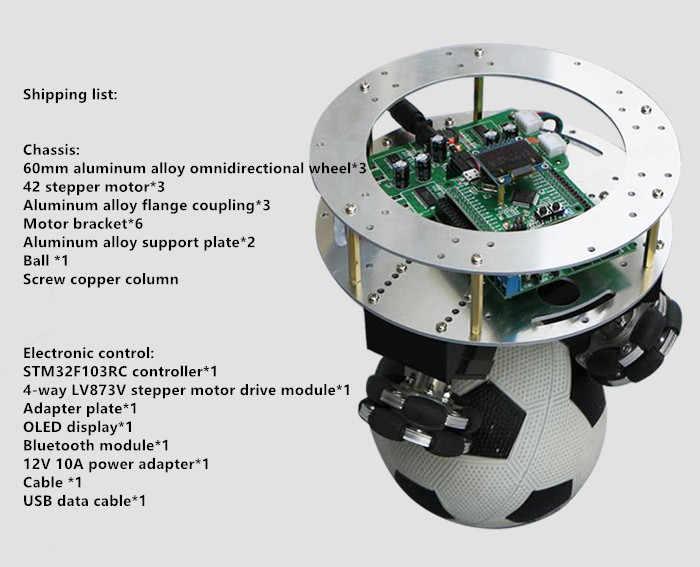 Self Balancing Robot Pid Code