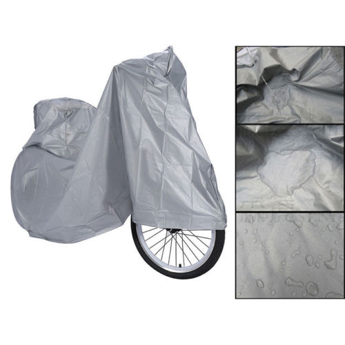 WATERPROOF  BIKE COVER FOR  CYCLE BICYCLE RAIN RESISTANT COVER