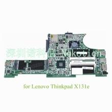 04X0701 DA0LI2MB8H0 Main board For Lenovo Thinkpad X131E laptop motherboard i3-3227U 13.3 inch