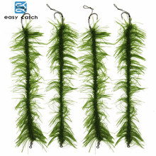 8 pcs/set Weed Carp Fishing Hair Rigs Braided Thread Barb Fishing Hook Boilies Carp Fishing Lure Accessories