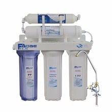 Premium! Household 5-Stage Ultra-Filtration Undersink Drinking Water Filter remove Iron,Bateria ,Particles ,odor ,bad taste