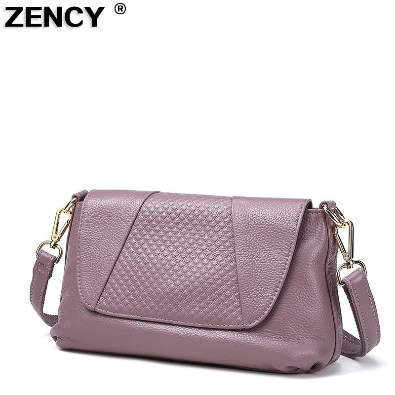 2019 First Layer Genuine Leather Women Handbags Ladies Real Top Layer Casual Leather Female Ladies Messenger
