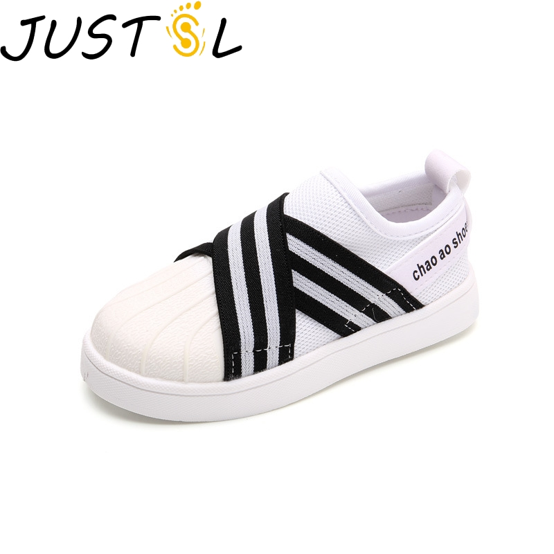 JUSTSL Autumn Winter New Style Children Fashion Sneakers Baby White toddler Shoes Kids Breathable Casual Shoes Size 21-36JUSTSL Autumn Winter New Style Children Fashion Sneakers Baby White toddler Shoes Kids Breathable Casual Shoes Size 21-36