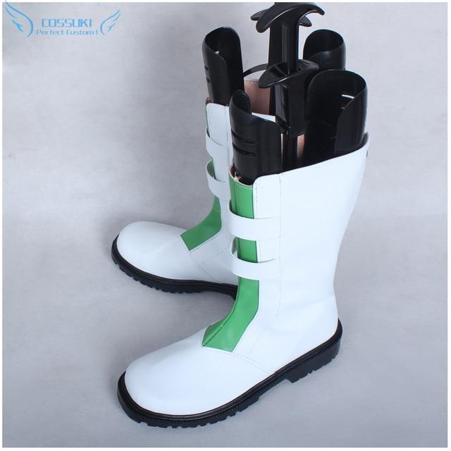 8249beedfd83 Conjunto de Estrellas Takamine Midori Cosplay Shoes Boots Profesional Hecho  A Mano! Personalizado perfecto para