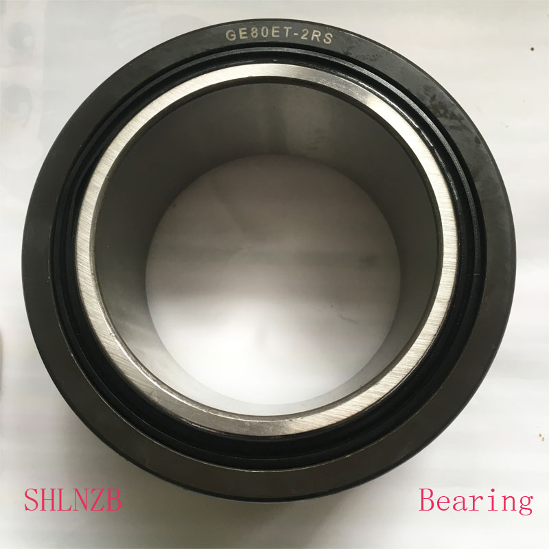 SHLNZB Bearing 1Pcs  GE90ET-2RS  90*130*60mm Spherical plain radial Bearing  SHLNZB Bearing 1Pcs  GE90ET-2RS  90*130*60mm Spherical plain radial Bearing