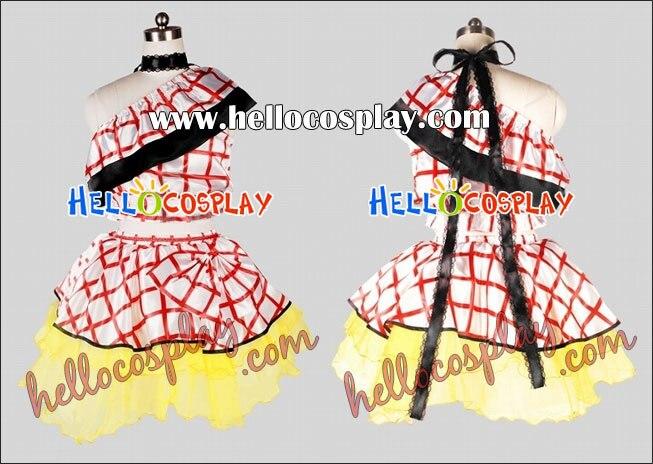 Macross Frontier Cosplay Ranka Lee Costume H008