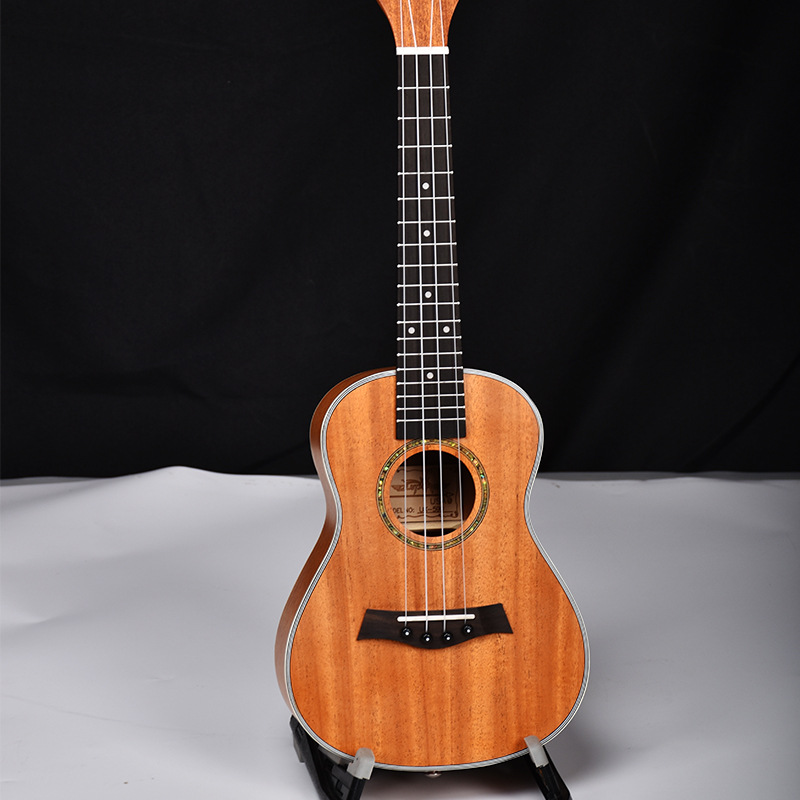 Concert Ukulele 23 Inch Hawaiian Guitar 4 Strings Ukelele Guitarra Handcraft Mahogany Wood Musical Instruments Uke Red concert acacia wood ukulele 23 inch mini hawaiian guitar 4 strings guitarra ukelele high grade lumber uke handcraft wood