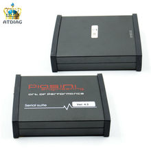 NEW Black PIASINI v4.3 MASTER Full Version ECU Programmer Serial Suite(JTAG-BDM- K-line-L-line-RS232- CAN-BUS )(China)