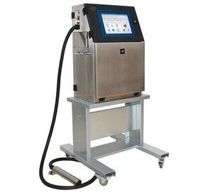 Image 2 - Drukarka atramentowa drukarka atramentowa ciągła maszyna do drukowania małych znaków w pełni automatyczna drukarka kodów kreskowych Logo