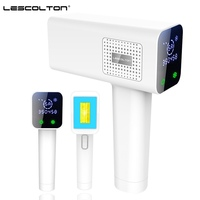 Lescolton T012C 4в1 IPL эпилятор для удаления волос с ЖК дисплеем лазерный постоянный Триммер бикини Электрический depilador лазер