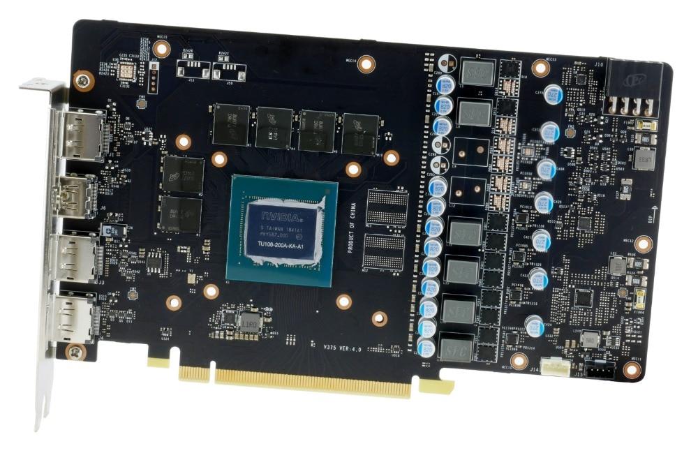 MSI GeForce RTX 2060 Ventus 6G, 6GB GDDR6 PCB