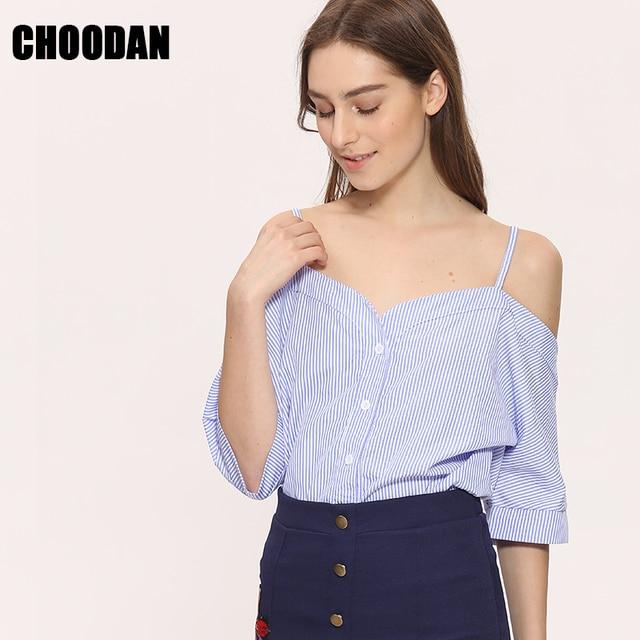 Women Striped Shirt