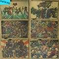 Street Fighter (SF) 4 5 CHUN LI КЕН РЮ Аркада Для Обустройства Дома украшения Крафт Игры Плакат Рисунок ядро стены стикеры