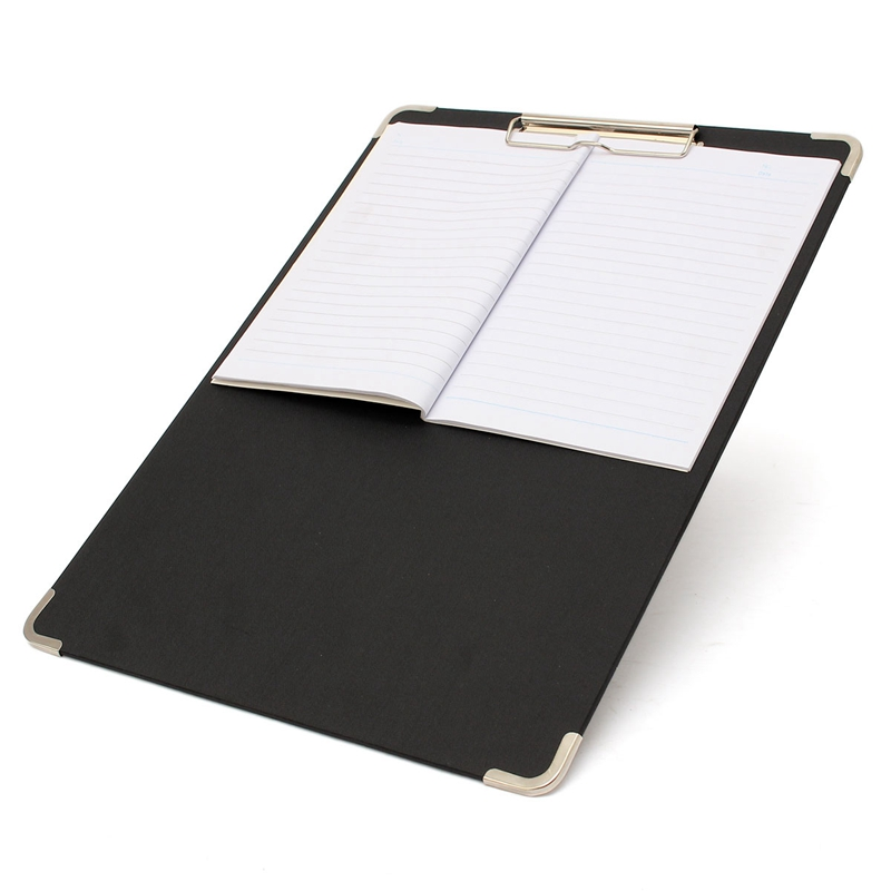 Multifunction Black Waterproof Drawing Board Sketchpad Palette Display Painting Clip File Folder Clipboard Art Supply 400*300mm
