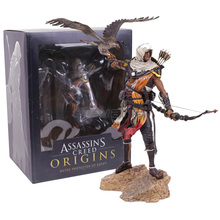 Origens Bayek Protetor do Egito 1/10 StatuePVC assassins Creed Figura Collectible Toy Modelo