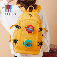 BILLETERA Travel Backpack Bookbag Cute Backpack Women Luxury Backpack