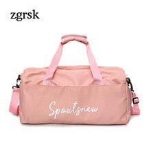 Shoulder Bag Korean Style Satchel Nylon Open Leather Handbags Designer Clutch Bags Brown Casual Bolsas Feminina