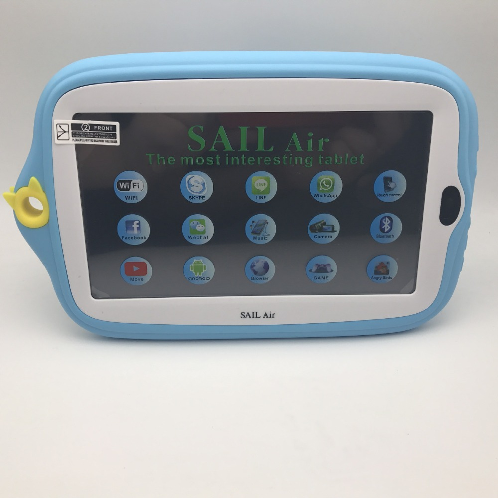 Smart Enfants tablet pc éducation précoce d'apprentissage machine Multi-langue pour enfants cadeau