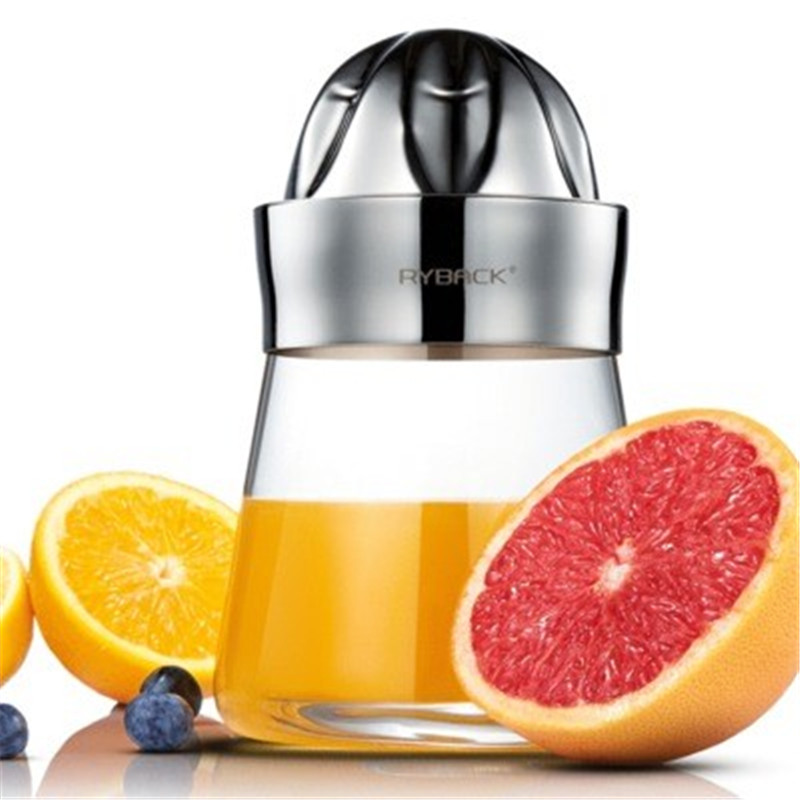 Manual Operation Juicer Household Student Fried Orange Small-sized Extrusion The Juice Cup Fruits Orange Juice Mini- Juice the student forum