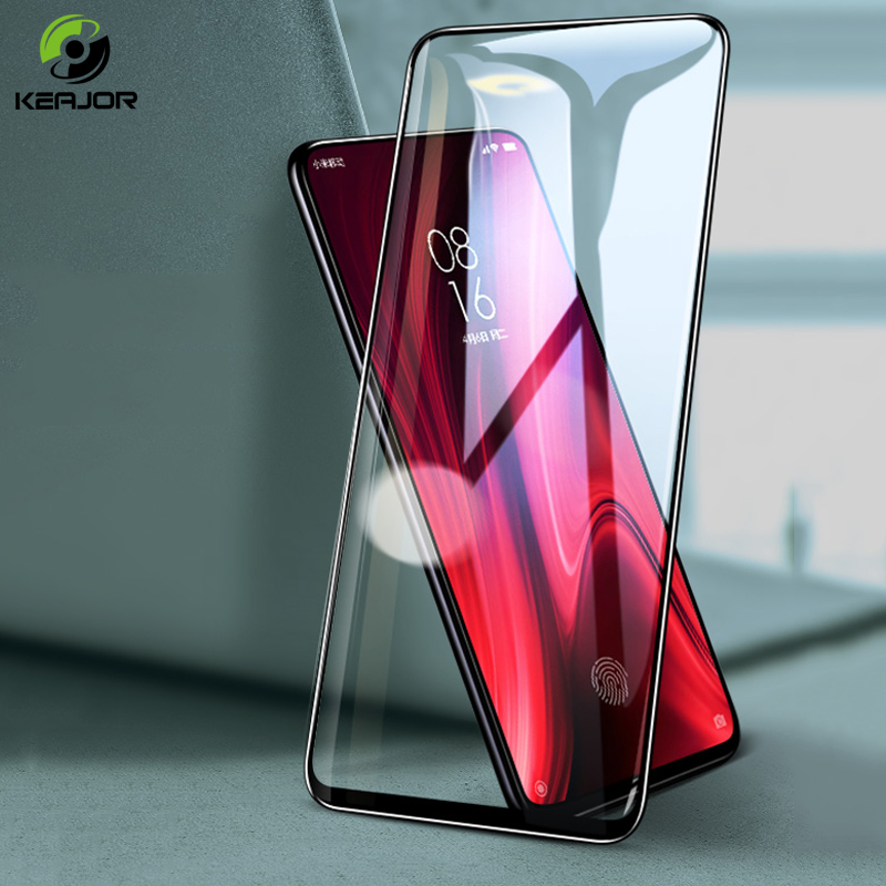 Glass For Xiaomi Mi 9t Redmi K20 Pro Tempered Glass Scratch Proof Front Film Full Cover Screen Protector For Redmi K20 K20pro