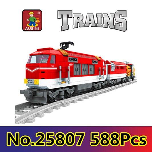 Kits de construction de modèles compatibles avec les rails de train de la ville lego trafic blocs 3D jouets éducatifs de construction de modèles loisirs pour les enfants