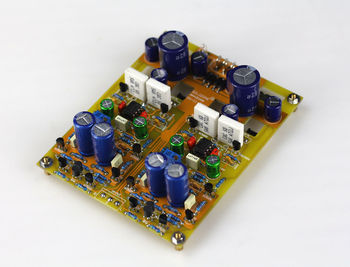 ZEROZONE HV11 placa amplificadora de auriculares de acoplamiento directo sin comentarios discretos L6-20