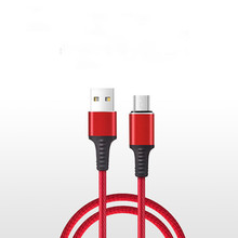 Phone Cable Usb  Type-C Micro Data Cable for Huawei Xiaomi Redmi for Charging  Cable for iPhone 7 8 X Cable