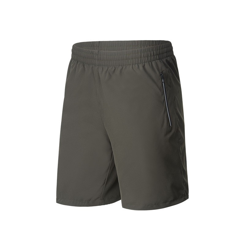 2019 Casual Beach   Shorts   Men Elastic Waist Sim Fit Solid Knee Length Bermudas Masculina Plus Size Mens   Shorts
