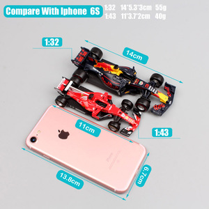 Image 4 - 1:32 BBurago Red Bull Racing RB13 No.3 Daniel No.33 racer Diecasts & Toy Vehicles miniature model scale cars kids