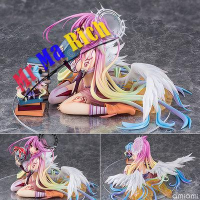 15cm No Game No Life Flueqel Jibril Action Figure Toys Doll Collection Christmas Gift