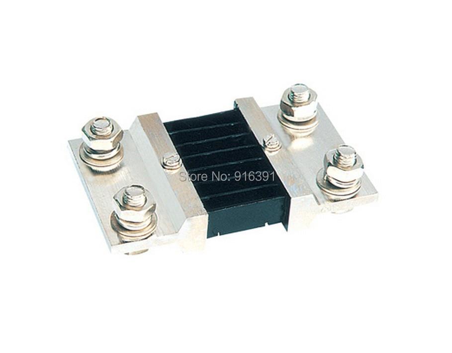 DC current divider Shunt Resistor 75MV 1000A DC shunt for Amp meter/AH meter