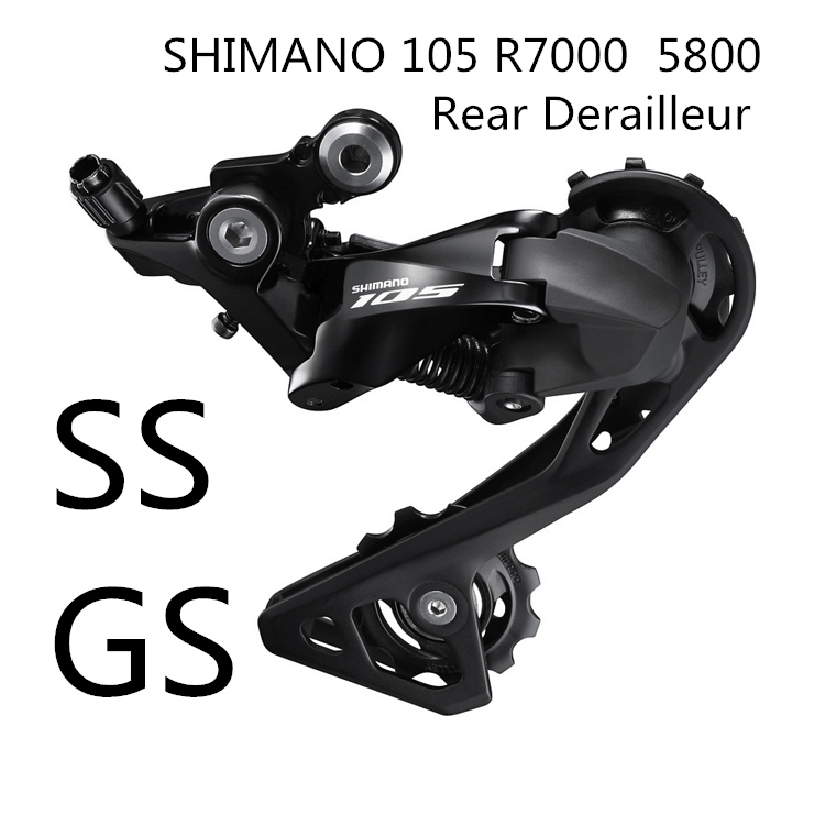 b046a4e81d9 Shimano 105 R7000 5800 road bike groupset 11S 22S groupset Road bicycle  group set Groupset 39 53t 34 50t vs SRAM FORCE RIVAL-in Bicycle Derailleur  from ...