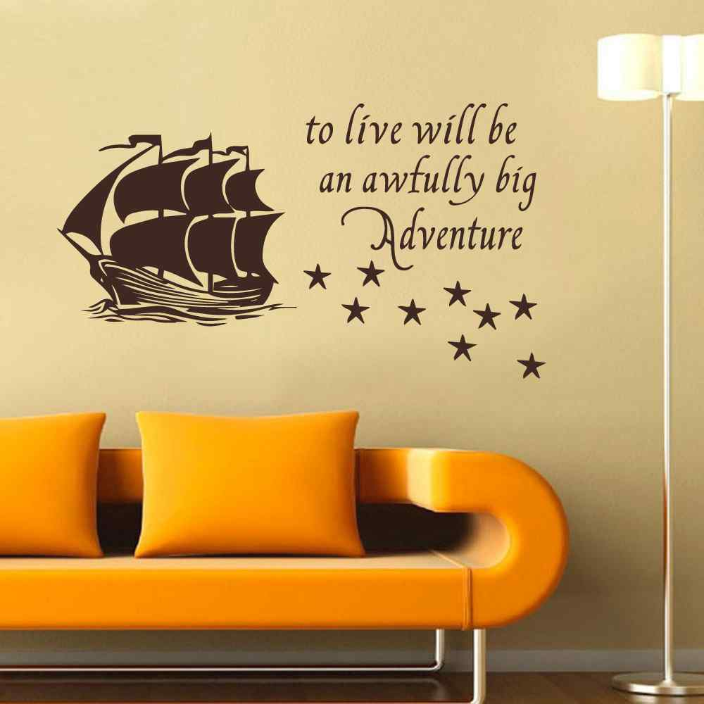 Peter pan wall stickers choice image home wall decoration ideas peter pan quote wall stickers image collections home wall stunning sticker peter pan ideas transformatorio peter amipublicfo Gallery