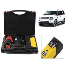 Горячая 68800 мАч 12 В Многофункциональный Батарея Зарядное устройство Портативный автомобиль скачок стартер для 12 В автомобиль с 4USB автомобильный усилитель Мощность банк