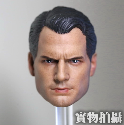 1:6 scale male Figure accessories Henry Cavill Batman v Superman Kal-El head shape carved for 12 Action figure doll brand new 1 6 scale head sculpt man of steel superman clark kent henry cavill head sculpt for 12 action figure model toy