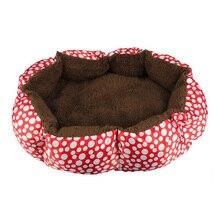 Cozy Cotton Dog Bed / 3 Colors