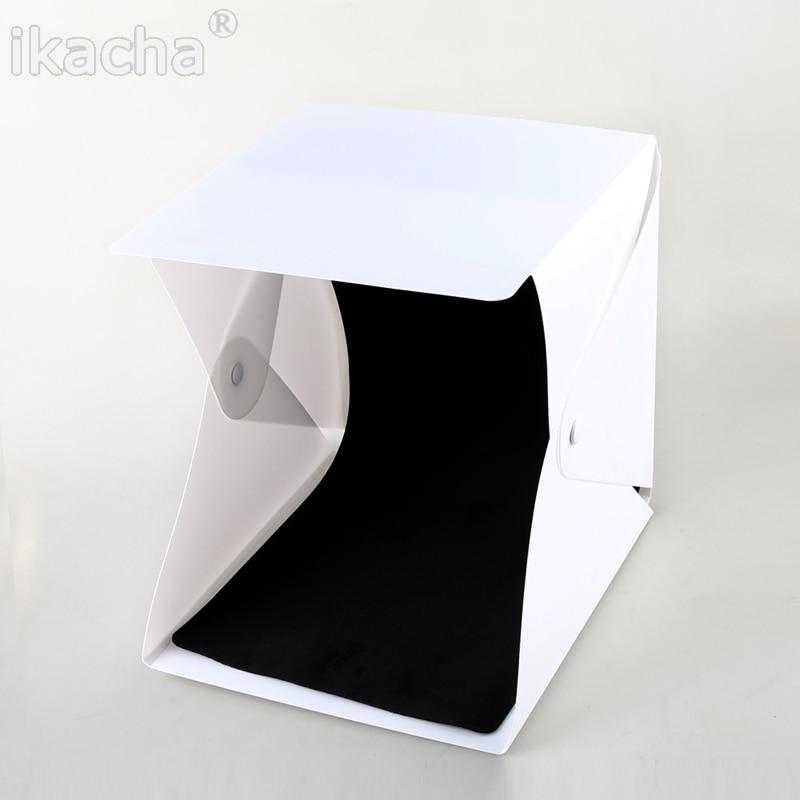 4 Color Mini Folding Studio Diffuse Soft Box (4)