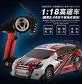 1:18 весы 2,4 G 4WD пульт дистанционного управления гоночный автомобиль быстрая скорость 40 км / h супер A949 rc дрифтмобиля автомобиль игрушки для дети