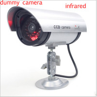 Wifi Camera Fake Dummy Emulational Camera Cctv IP Camera Bullet Waterdichte Outdoor Gebruik Voor Home Security nep bewakingscamera